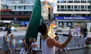 festival ulične umjetnosti
