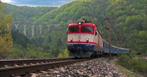 voz, željeznice