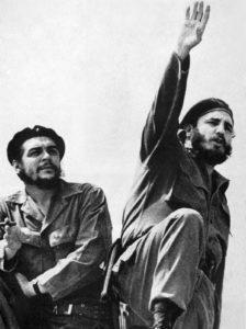 Che Che Guevara i  Fidel Castro