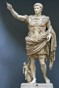 Gaj Julije Cezar Oktavijan August, Augustus