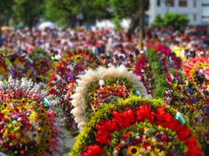 Kolumbija, cvijeće