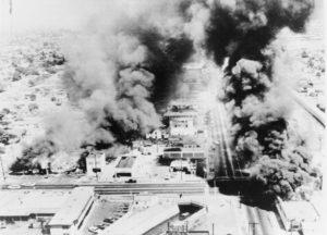 Los Angeles, nemiri 1965