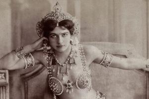 Margareta Gertruda Zele, Mata Hari