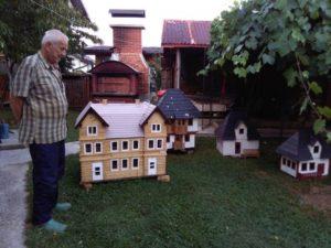 Mustafa Duraković, Bugojno, kućice