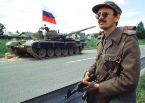 Slovenija, rat