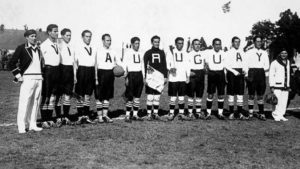 Urugvaj 1930