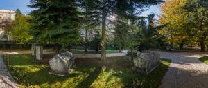 Zemaljski muzej BiH, botanički vrt