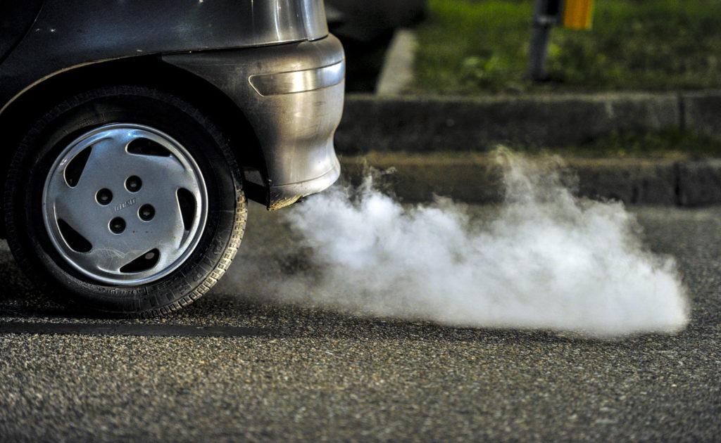 automobil, zagađenje