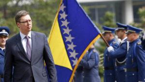 Aleksandar Vučić Sarajevo