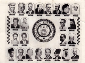 Beogradska konferencija nesvrstanih, septembar 1961