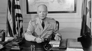 Dwight David, Eisenhower
