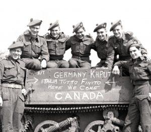 Kanada u Drugom svjetskom ratu