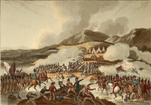 Meksiko, rat za nezavisnost