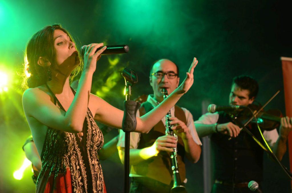 Mostar, Barcelona Gipsy balKan Orchestra, OKC Abrašević