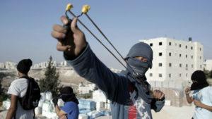 Palestina, intifada