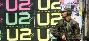 U2, Sarajevo
