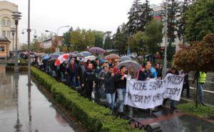 protest Banja Luka