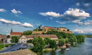 Petrovaradinska tvrđava, Novi Sad
