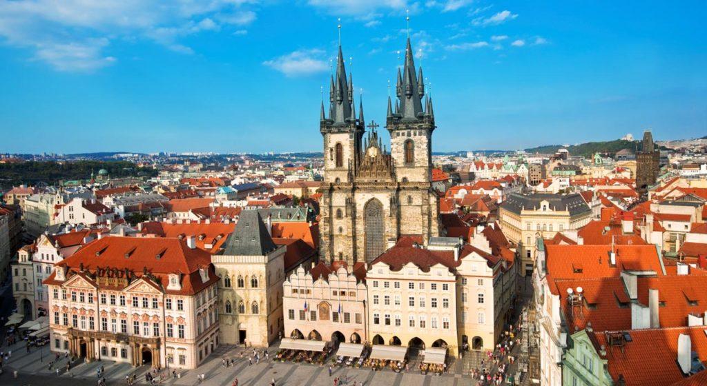 Prag, Češka