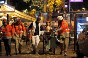 Bataclan, teroristički napad u Parizu
