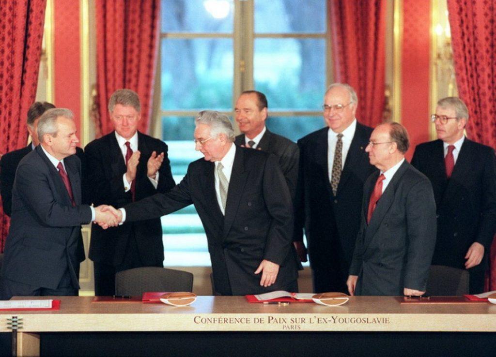 Daytonski sporazum,