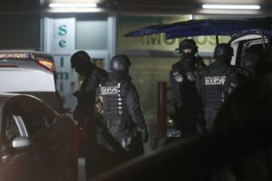 Enes Omeragić, teroristički napad