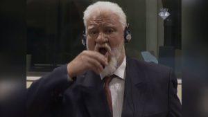 Haag, Slobodan Praljak navodno popio otrov