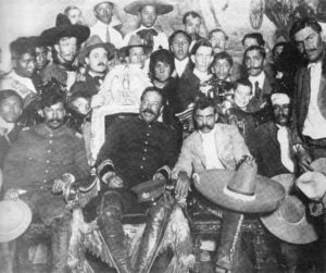 Pancho Villa i Emiliano Zapata