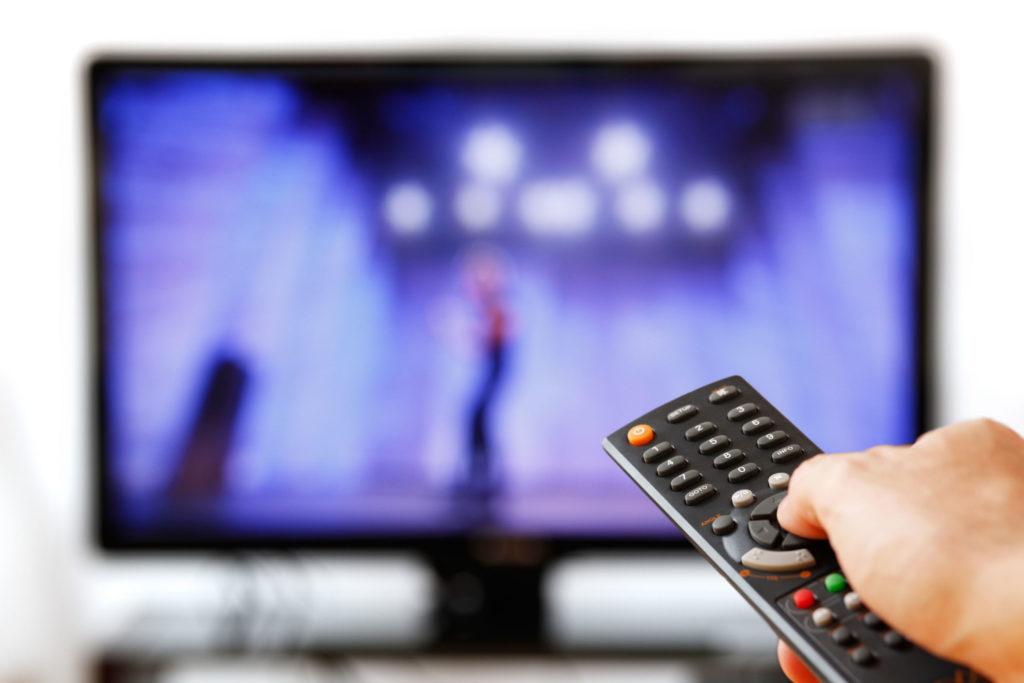 mediji, TV
