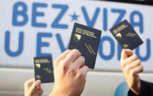 vize BiH, pasoš