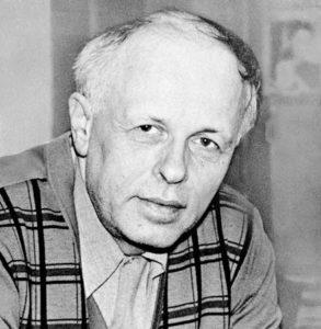 Andrej Dmitrijevič Saharov