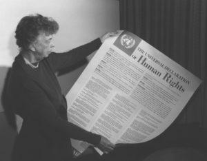 Eleanor Roosevelt & Opća deklaracija o pravima čovjeka (1949)