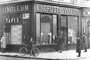 Frederick Walton, linoleum