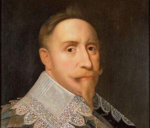Gustav II Adolf, Švedska