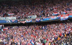 Hrvatska, reprezentacija, navijači