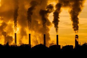 Kyoto Protocol, zagađenje