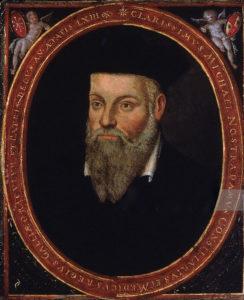 Michel de Nostredame, Nostradamus