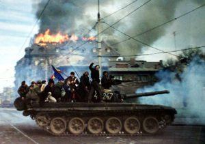 Rumunija 1989
