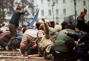 Rumunija, 1989