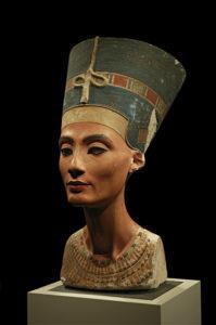 kraljica Nefertiti
