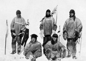 Robert Scott, ekspedicija