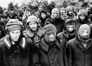 Staljingrad, Njemački vojnici
