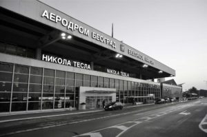 Beograd, aerodrom, Nikola Tesla