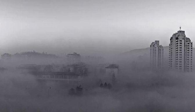 Tuzla, zagađenje