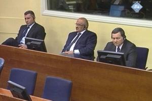 Ante Gotovina, Ivan Čermak i Mladen Markač