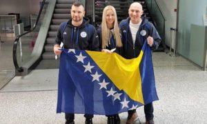 Bosanskogercegovački tim otputovao je u PyeongChang, gdje će učestvovati na Paraolimpijskim igrama
