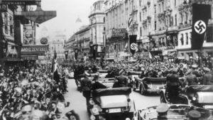 Njemačke trupe ušle su u Austriju