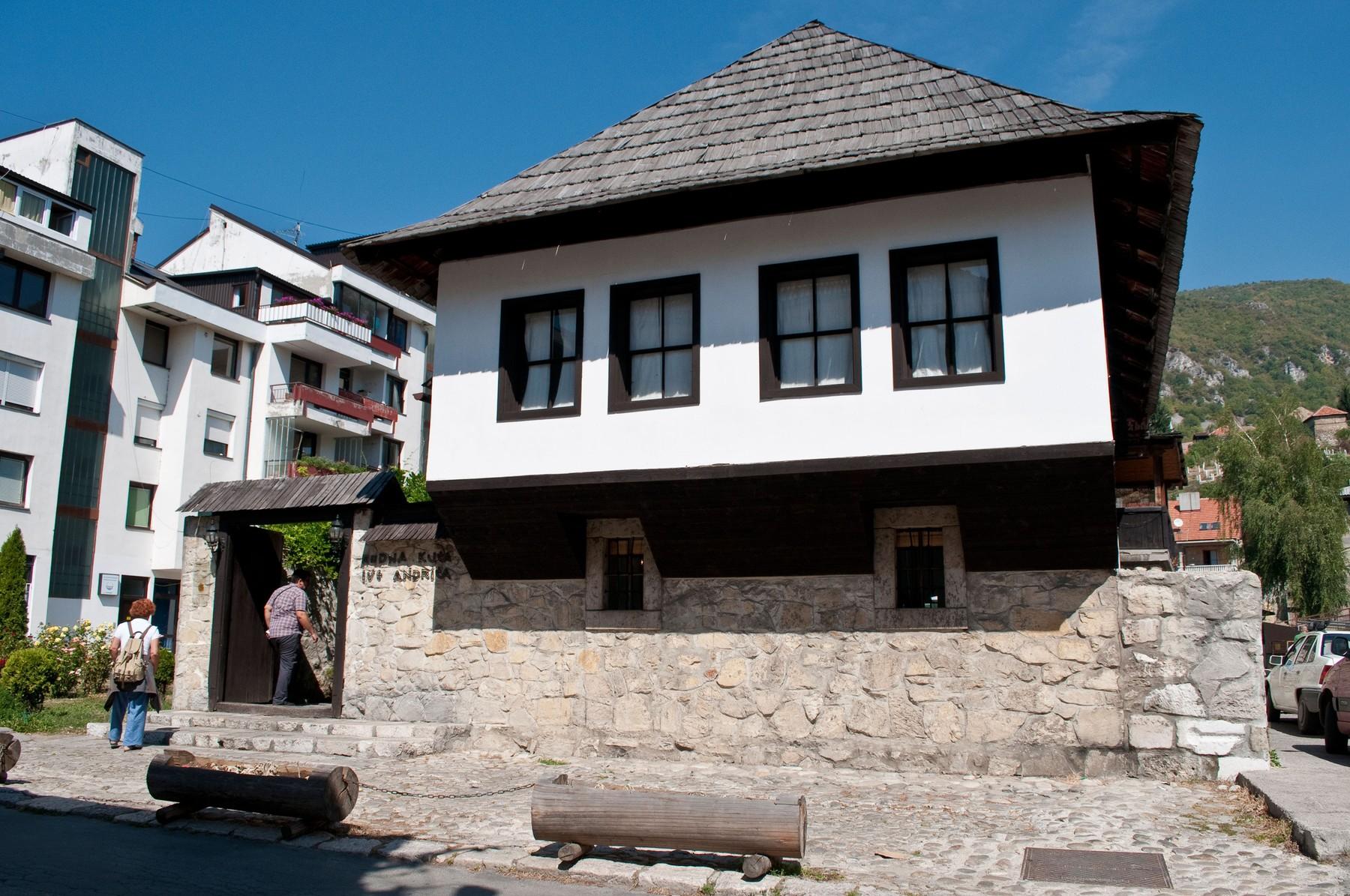 Rodna kuća Ive Andrića, Travnik