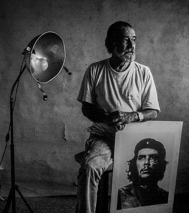 Alberto Korda, Che Guevara