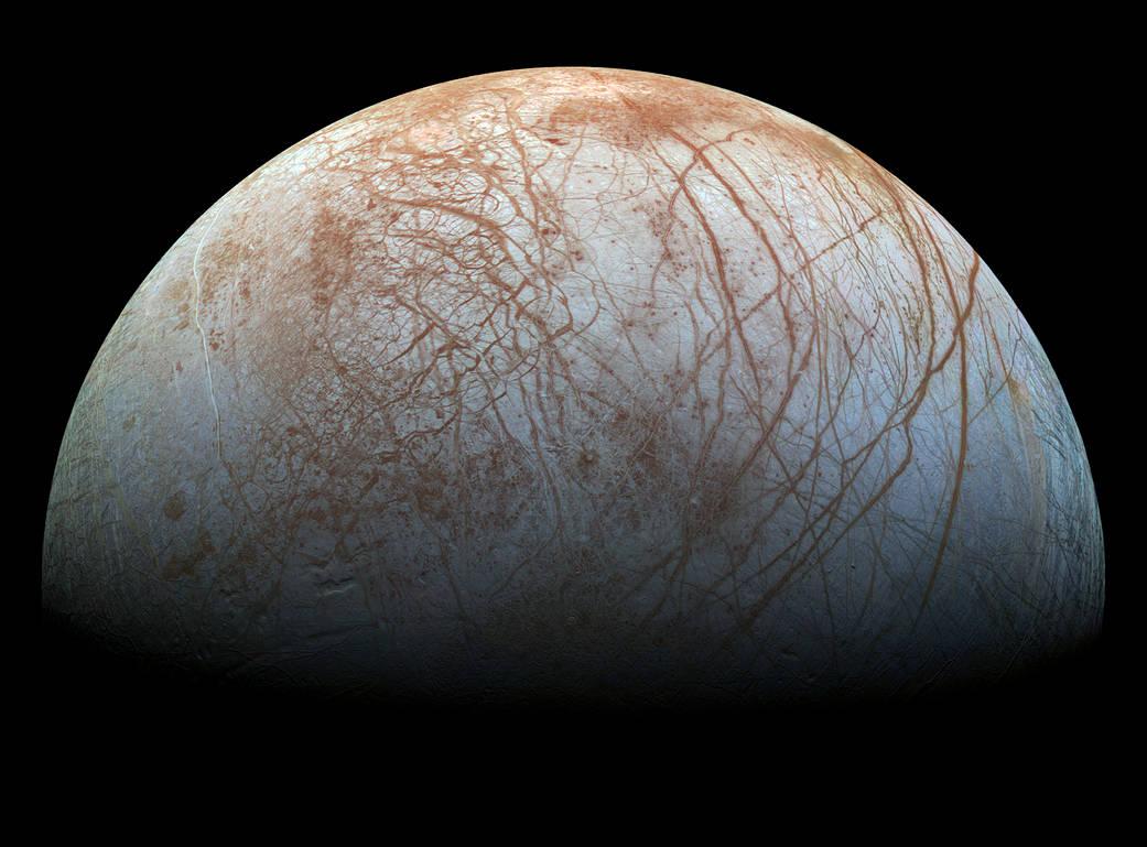 Europa Jupiter